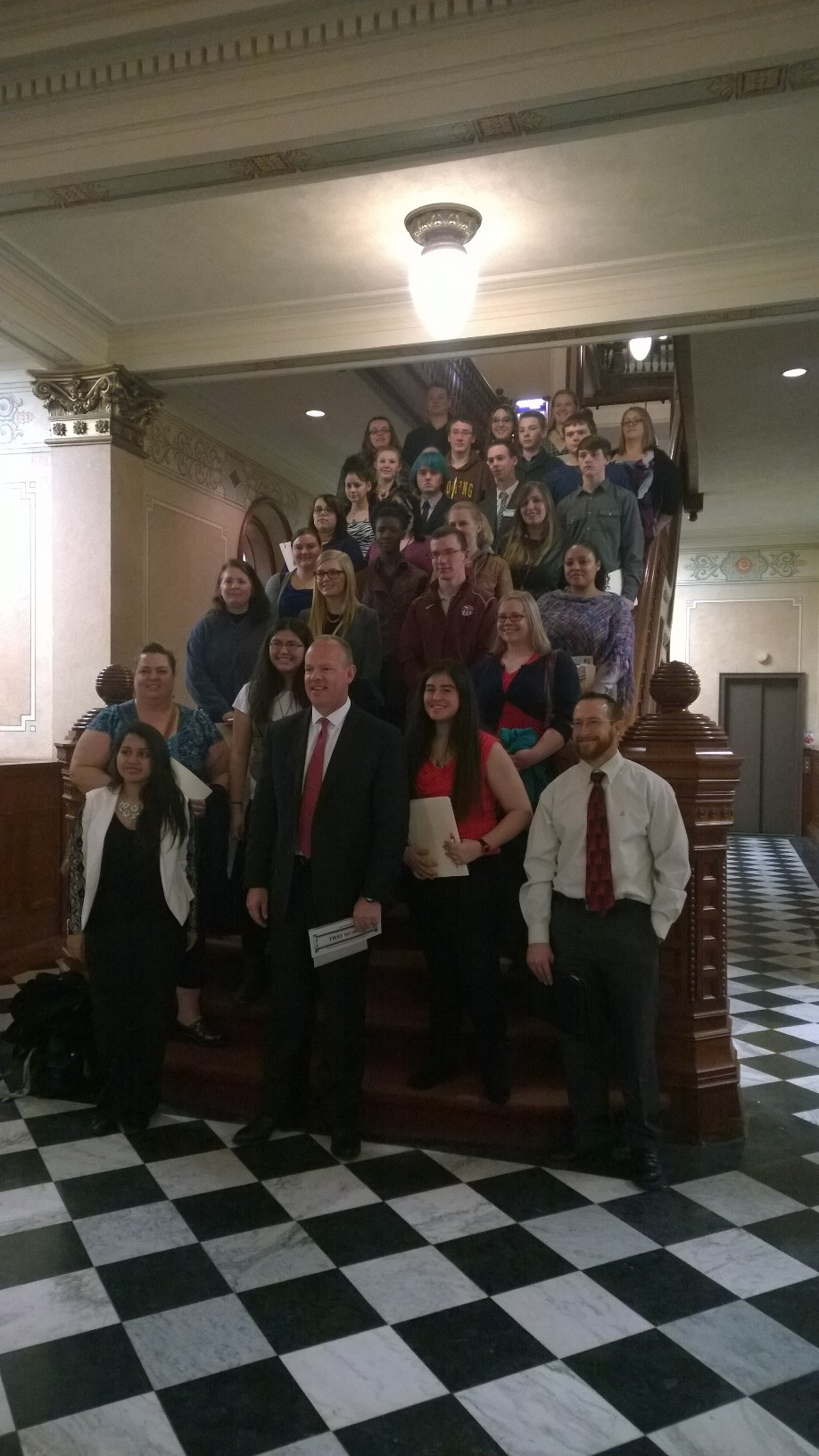 Wyoming Ed Access Day 2015 - Governor Mead