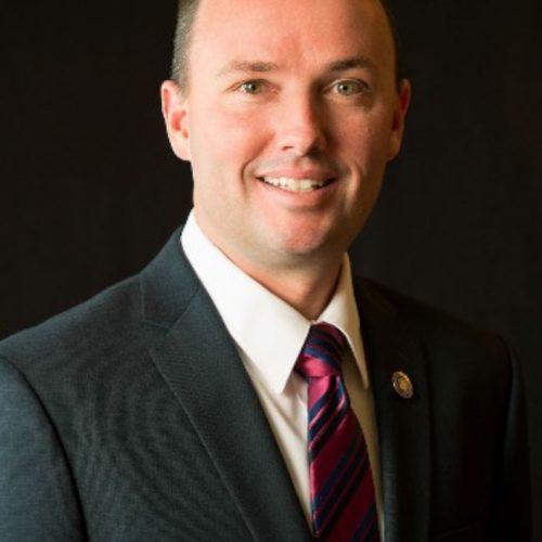 Utah Lt. Governor Spencer J. Cox