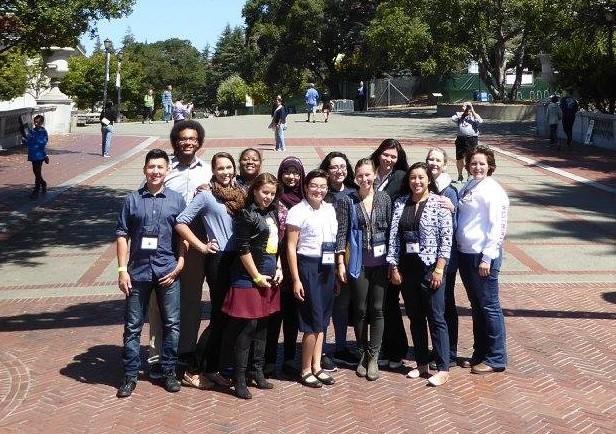 Westminster McNair Scholars Attend UC Berkeley Symposium