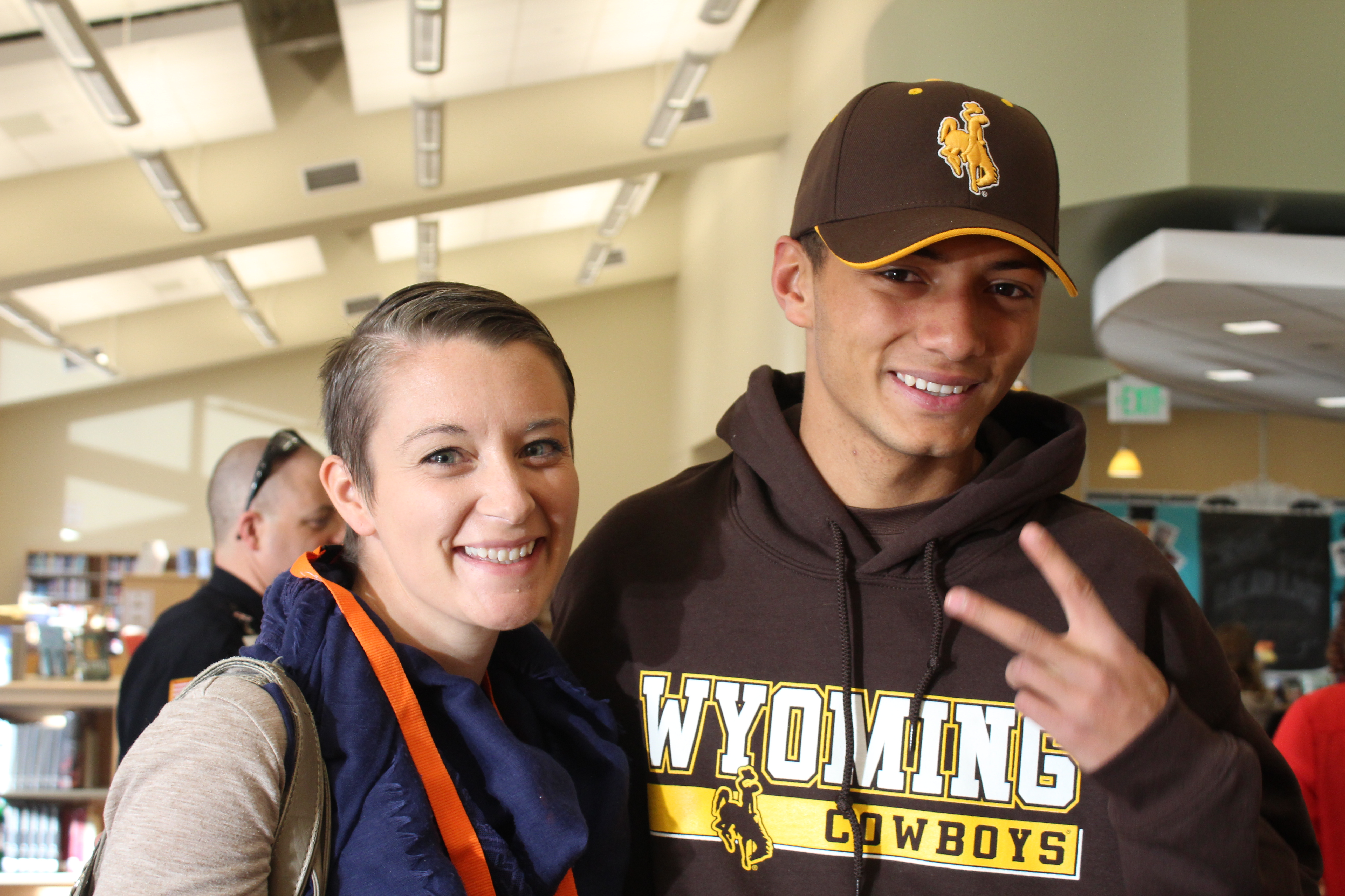 University of Wyoming – EOC student of the Month – ASPIRE, Inc