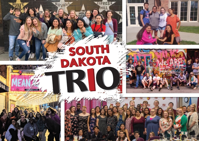 South Dakota TRIO Day Initiative